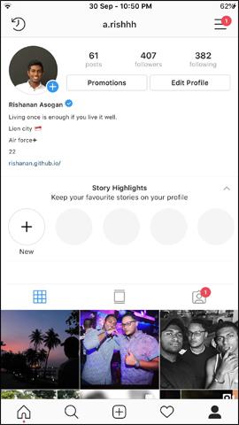 Cách thêm nhiều tùy chỉnh Instagram trên iPhone - Ảnh minh hoạ 6
