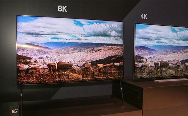 Tivi 8K là gì
