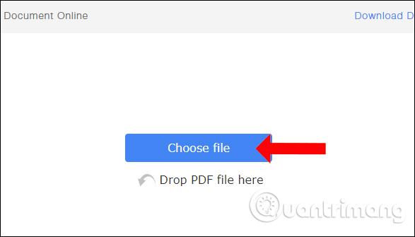 Cách chỉnh sửa file PDF trực tuyến trên LightPDF - Ảnh minh hoạ 2