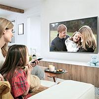 Có nên để màn hình tivi quá sáng?