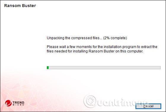 Cách dùng Trend Micro RansomBuster chặn ransomware