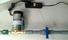 Máy bơm tăng áp dùng để làm gì? Phân loại máy bơm nước tăng áp