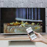 Hướng dẫn xem mật khẩu Wi-Fi Direct trên tivi
