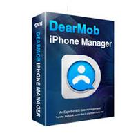 Mời tải DearMob Manager, công cụ hỗ trợ quản lý iPhone trị giá 65.95 USD, đang miễn phí