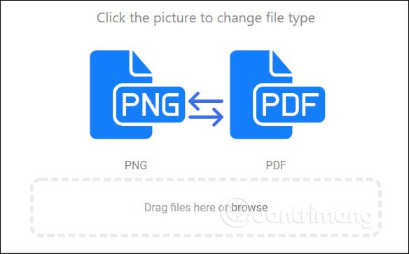 Chọn định dạng file