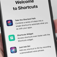 Cách tìm cây xăng gần nhất bằng Siri Shortcuts iPhone