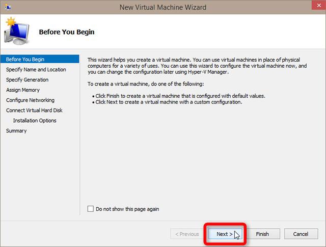 Cách thiết lập và sử dụng Hyper-V trong Windows 10 để cài đặt các hệ điều hành ảo 20