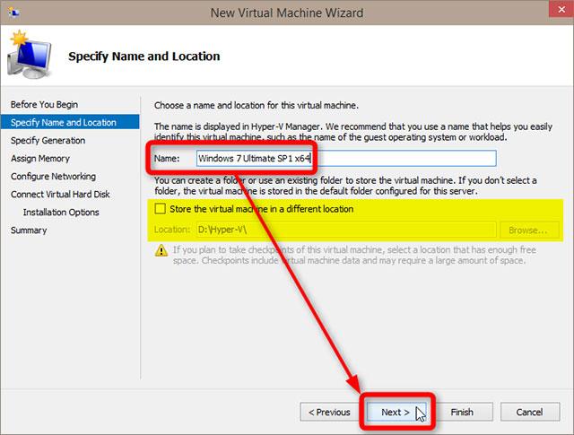 Cách thiết lập và sử dụng Hyper-V trong Windows 10 để cài đặt các hệ điều hành ảo 21