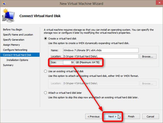 Cách thiết lập và sử dụng Hyper-V trong Windows 10 để cài đặt các hệ điều hành ảo 25