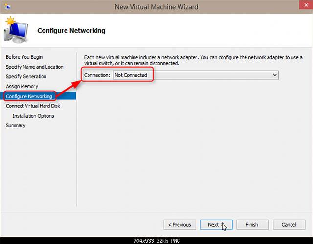 Cách thiết lập và sử dụng Hyper-V trong Windows 10 để cài đặt các hệ điều hành ảo 31