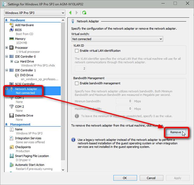 Cách thiết lập và sử dụng Hyper-V trong Windows 10 để cài đặt các hệ điều hành ảo 33