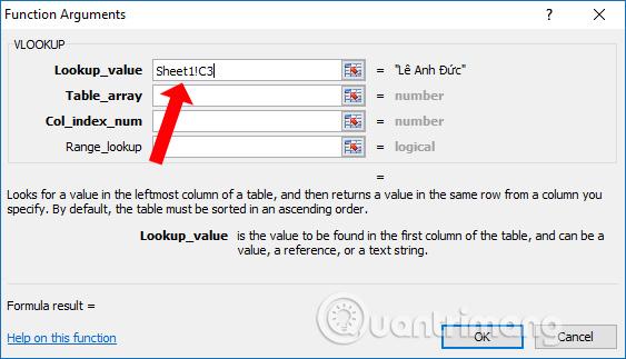 cách lọc dữ liệu trùng nhau trên 2 sheet excel