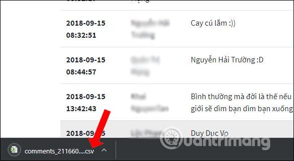 File Excel