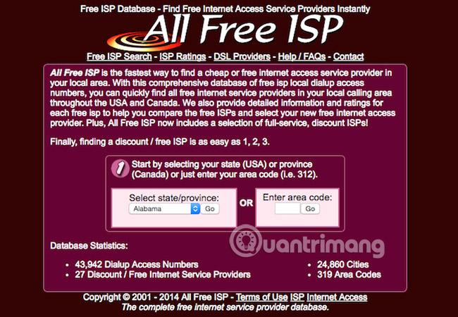 All Free ISP
