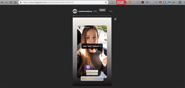 download các bài đăng trên Instagram Story về PC 4