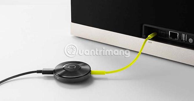 Thêm Chromecast