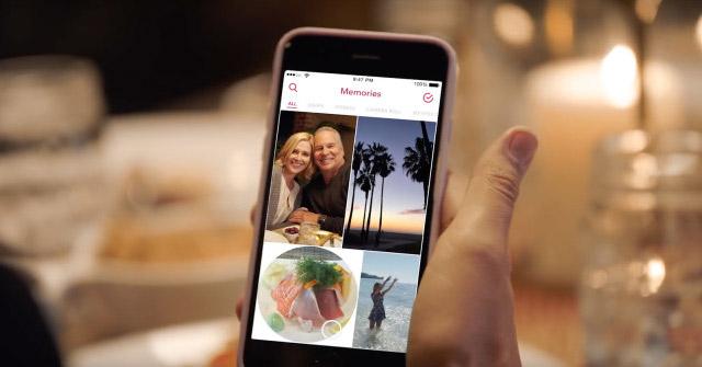 Cách sử dụng Snapchat Memories