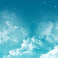 Hình nền bầu trời xanh tuyệt đẹp cho điện thoại