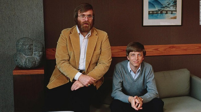 Gates cho biết, nếu không có Paul Allen, điện toán cá nhân sẽ không thể tồn tại