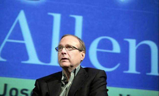 Allen thành lập công ty đầu tư của riêng mình mang tên Vulcan Capital
