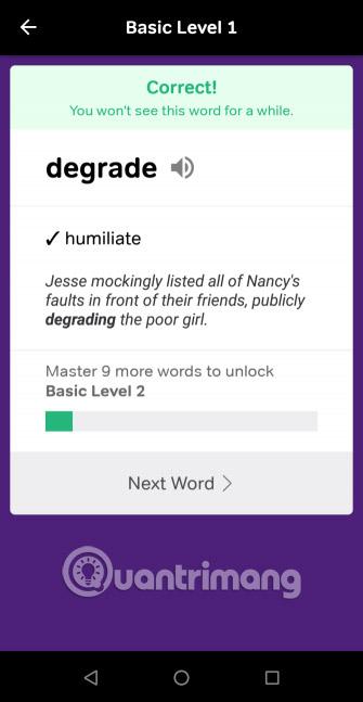 Vocabulary Builder 3