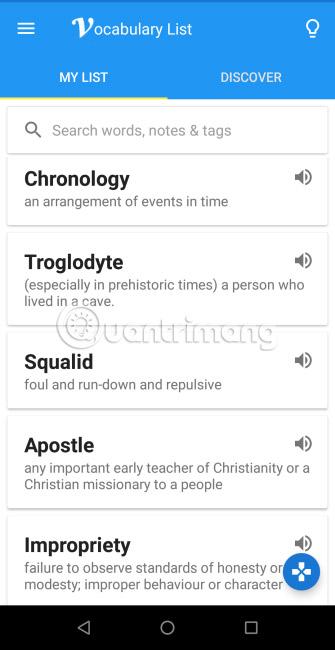 Vocabulary Word 2