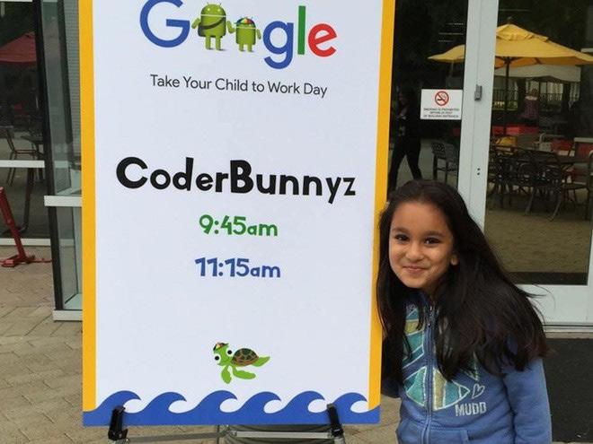 Samaira Mehta, người sáng lập kiêm CEO của CoderBunnyz