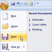 Bài 18: Lưu tài liệu
