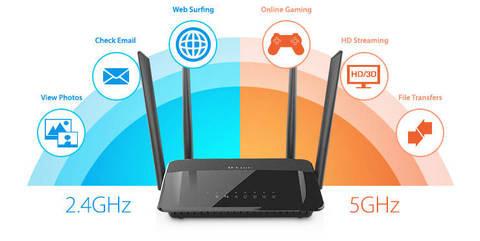 Sự khác biệt giữa Wi-Fi 2,4 Ghz và 5 Ghz 4