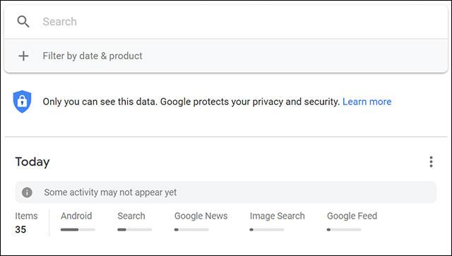Lọc và xóa lịch sử tìm kiếm của Google