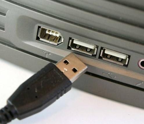 Cổng USB
