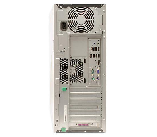 Mặt sau của cây máy tính