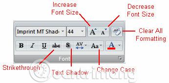 MS PowerPoint 2007 - Bài 5: Định dạng văn bản trong PowerPoint - Ảnh minh hoạ 7