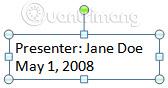 MS PowerPoint 2007 - Bài 5: Định dạng văn bản trong PowerPoint - Ảnh minh hoạ 12