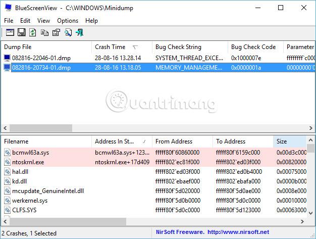 Phân tích file Memory Dump (*.dmp) - Ảnh minh hoạ 2