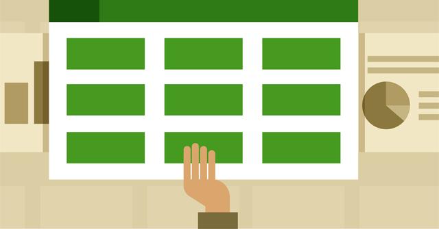 Cách hiển thị thanh Ruler trong Excel