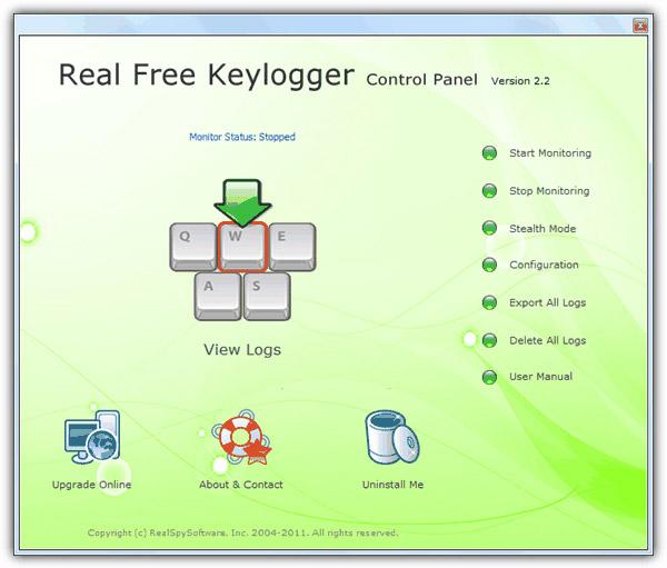 Top 10 phần mềm Keylogger miễn phí tốt nhất với Windows - Ảnh minh hoạ 4