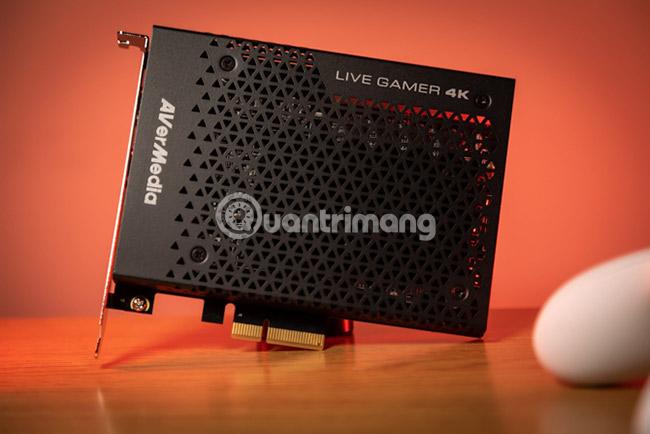 Trải nghiệm stream 4k HDR với AVerMedia Live Gamer 4K