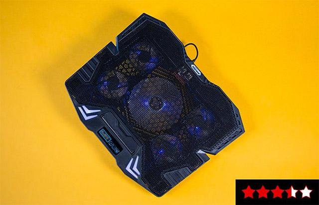 TopMate K5 Gaming Laptop Cooler
