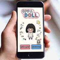 Cách dùng Oppa doll tạo ảnh chibi cực kool