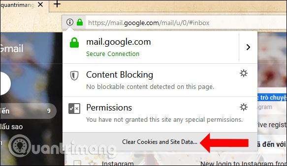 Cách sửa lỗi Corrupted Content Error trên Firefox - Quantrimang com