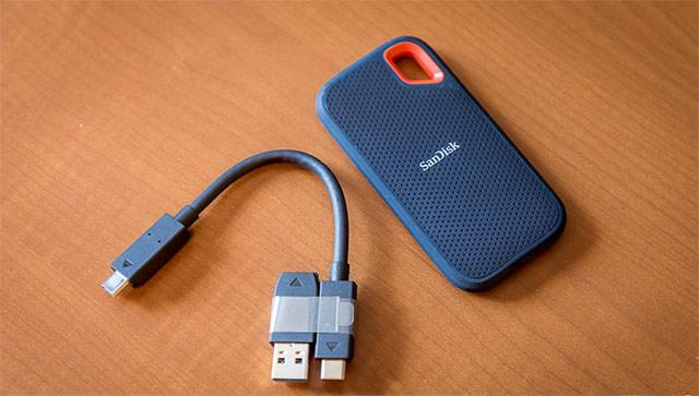 SanDisk 1TB Extreme Portable