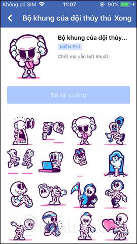 Cách đăng status Facebook bằng sticker - Ảnh minh hoạ 8