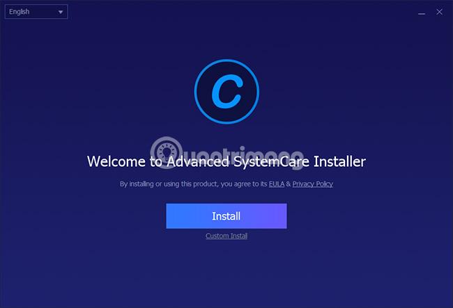 Cách sử dụng iObit Advanced SystemCare