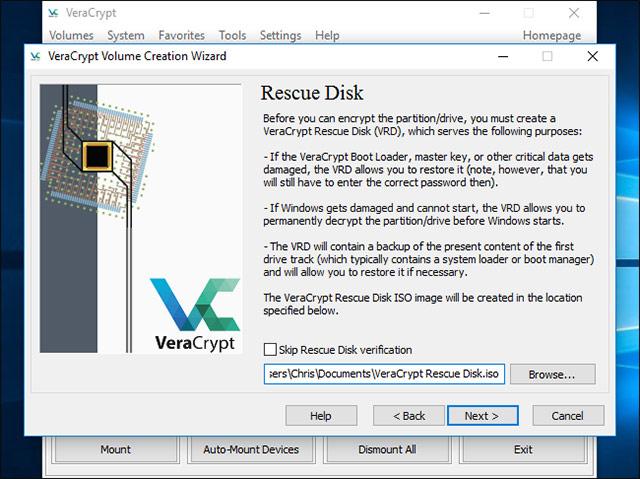 Cách mã hóa ổ đĩa hệ thống Windows với VeraCrypt - Ảnh minh hoạ 11