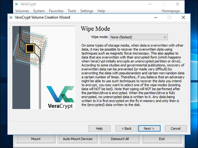 Cách mã hóa ổ đĩa hệ thống Windows với VeraCrypt - Ảnh minh hoạ 12