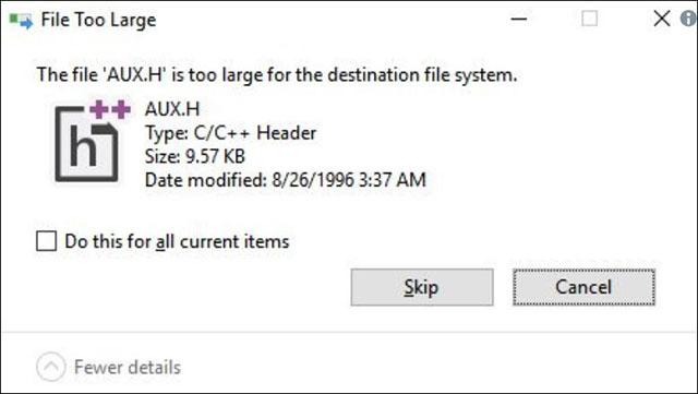 Tới tận Windows 10 cũng không thể đổi được