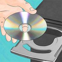Cách ghi tập tin hình ảnh ISO vào đĩa CD, DVD