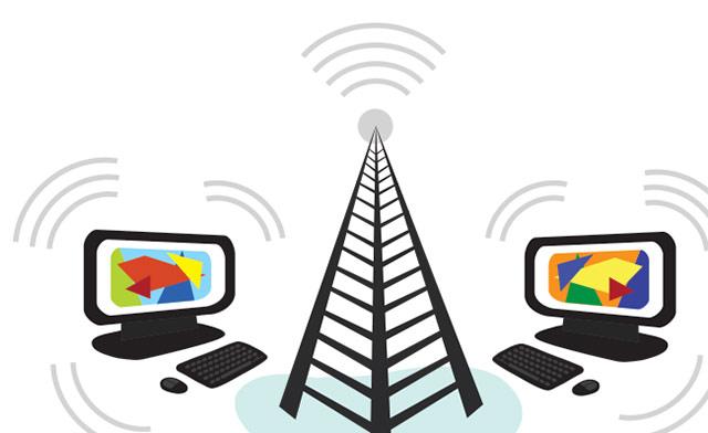 Kết nối với Internet