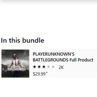 Mời nhận 2 tựa game khủng PUBG và PES 2019, đang miễn phí cho Xbox One trên Microsoft Store